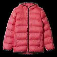 adidas Girls BTS Padded Jacket Pink 13-14 Years