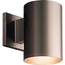 NEW Progress Lighting 1-Light Antique Bronze Wall Lantern (P5674-20)
