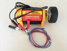 NEW Tower Hobbies, Tower Power Delux V12 Starter - Tether car, model airplane
