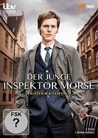 STAFFEL 1+PILOTFILM - ENDEAVOUR-DER JUNGE INSPEKTOR MORSE  3 DVD NEU