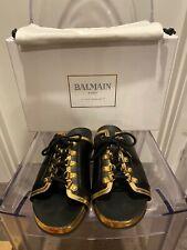 Balmain Gladiator Sandals