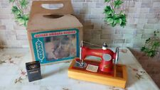 """Vintage sewing machine needles children's toy 1970""""s USSR Singer box"""