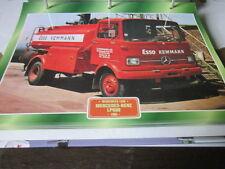 Super Trucks Mehrzweck LKWs Deutschland Mercedes LP608, 1965
