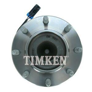 Wheel Bearing and Hub Assembly-RWD Front Timken HA590352