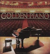 Golden Piano Collector's Edition 10 CDs in tin box in original plastic wrap