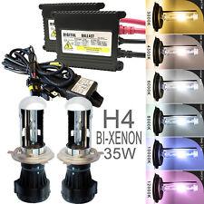 A1 BI-XENON H4 9003 High Power HID Kit 35W Premium Slim Ballasts Headlight Bulbs