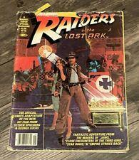 Marvel Comics Super Special #18 - Raiders of the Lost Ark (1981)