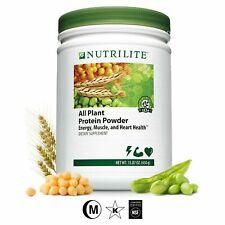 NUTRILITE ALL PLANT PROTEIN POWDER - 450g- Kosher Certified AMWAY