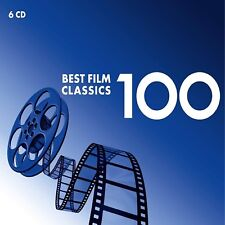 100 Best Film Classics 6 CD Richard Strauss, Mozart, Beethoven NEUF VARIOUS