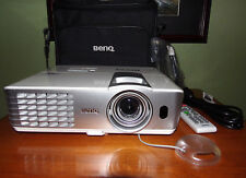 BenQ W1080ST DLP Projector - Excellent Cosmetic Condition,162 Total Hours, ISSUE