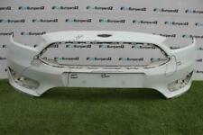 FORD FOCUS FRONT BUMPER  2015 -2018 - GENUINE FORD PART*E8