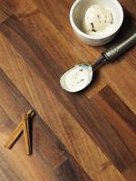 Walnut Worktops -  Solid Wood Worktops, Kitchen Counter Tops In Many Variations