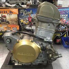 TRX450R TRX450ER all OEM parts Engine Motor TOTAL rebuild TRX Specialist CRF450R