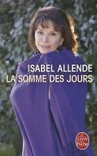 La Somme Des Jours (Litterature & Documents) (French Edition)