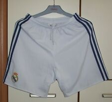Real Madrid 2016-2017 football soccer shorts Adidas size S