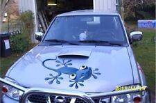 Vinilos y pegatinas tuning color principal azul para coches