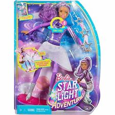 Barbie Star Light Adventure Lights and Sounds Doll Mattel Dlt23 New