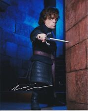 Game of Thrones Peter Dinklage autographed 8x10 photograph RP