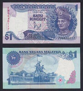 Malesia 1 ringgit  1986(89) SUP/AU  C-08