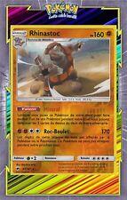 Rhinastoc Reverse - SL3:Ombres Ardentes - 67/147 - Carte Pokemon Neuve Française