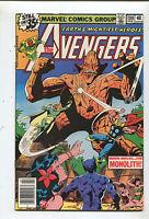 The Avengers #180  VFWhen Walks..The Monolith    Marvel Comics CBX34