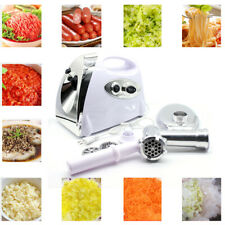 New listing 2800W Electric Meat Grinder Mincer Sausage Maker Machine Stainless Steel Best