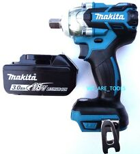 New Makita XWT11 18V ½ 3-Speed Brushless Impact Wrench,1) BL1830 Battery 18 Volt