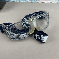 Ektelon Racquetball Protective Glasses Goggles Safety Black/White Protection