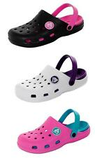 Women's Beach Garden Pool Slip On Clogs Mules Sandals Sliders Shoes Slippers
