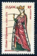 STAMP / TIMBRE FRANCE OBLITERE N° 3640  REINE ALIENOR D'AQUITAINE