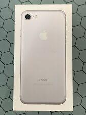 Apple iPhone 7 32GB (Unlocked) - Silver - Please See Description