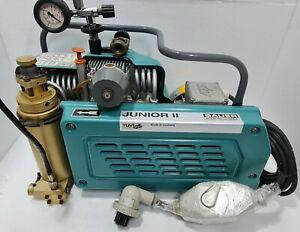 BAUER JUNIOR II BREATHING AIR COMPRESSOR 225 bar 520333263