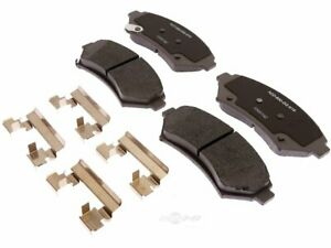 For 1997-2005 Cadillac DeVille Brake Pad Set Front AC Delco 36486HP 1998 1999