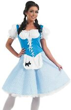 womens Fancy dress costume Dorothy Knee Length Costume Small funshack