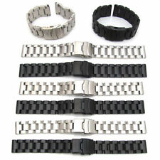 Unbranded Men's Stainless Steel Wristwatch Straps