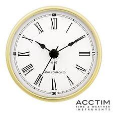 Acctim 79338 Radio Controlled Quartz Clock Insertion Movement 90mm