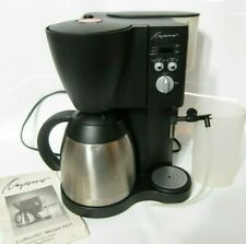 Capresso CoffeeTEC #471 Coffee Maker With Milk Frother & Insulated Carafe