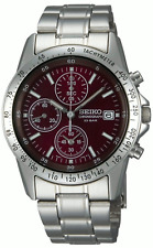 Seiko Spirit Chronograph SBTQ045 Mens Watch Red