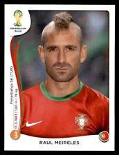 Panini World Cup 2014 - Raul Meireles Portugal No. 519