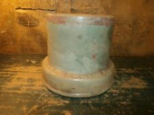 Antique Detray Patent 1884 Stoneware Crock Chicken Waterer Fruit Jar Large