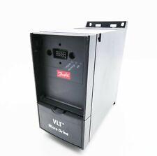 Danfoss VLT Micro Drive 132F0017 132 F0017 0,37kW 0,5HP Frequenzumrichter -used-