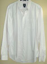 GAP Unisex Oxford Shirt - Light Pink -100% cotton