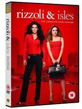 Rizzoli & Isles - Season 6 [2016] (DVD)