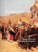 Empires Their Rise & Fall - Frontiers of Europe - Russia of the Czars - HC w/DJ