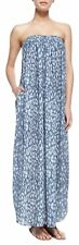 NWT L'Agence Strapless Printed Maxi Dress 4