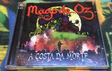 Mago De OZ A Costa da Morte Live 2007 2 CD CRISTAL COMO NUEVO Locomotive Records
