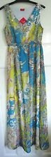 TOGETHER PAISLEY PRINT SEQUIN EMBELLISHED MAXI DRESS SIZE 8 BNWT RRP £65.00