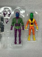 marvel legends kang from joe fixit wave and leader in trimmed tray no baf piece