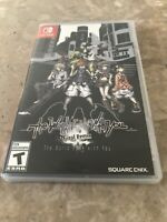 The World Ends with You: Final Remix (Nintendo Switch, 2018) - Fast Free Ship