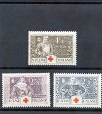 Finland Sc B15-7(Mi 184-6)*F-Vf Nh $20